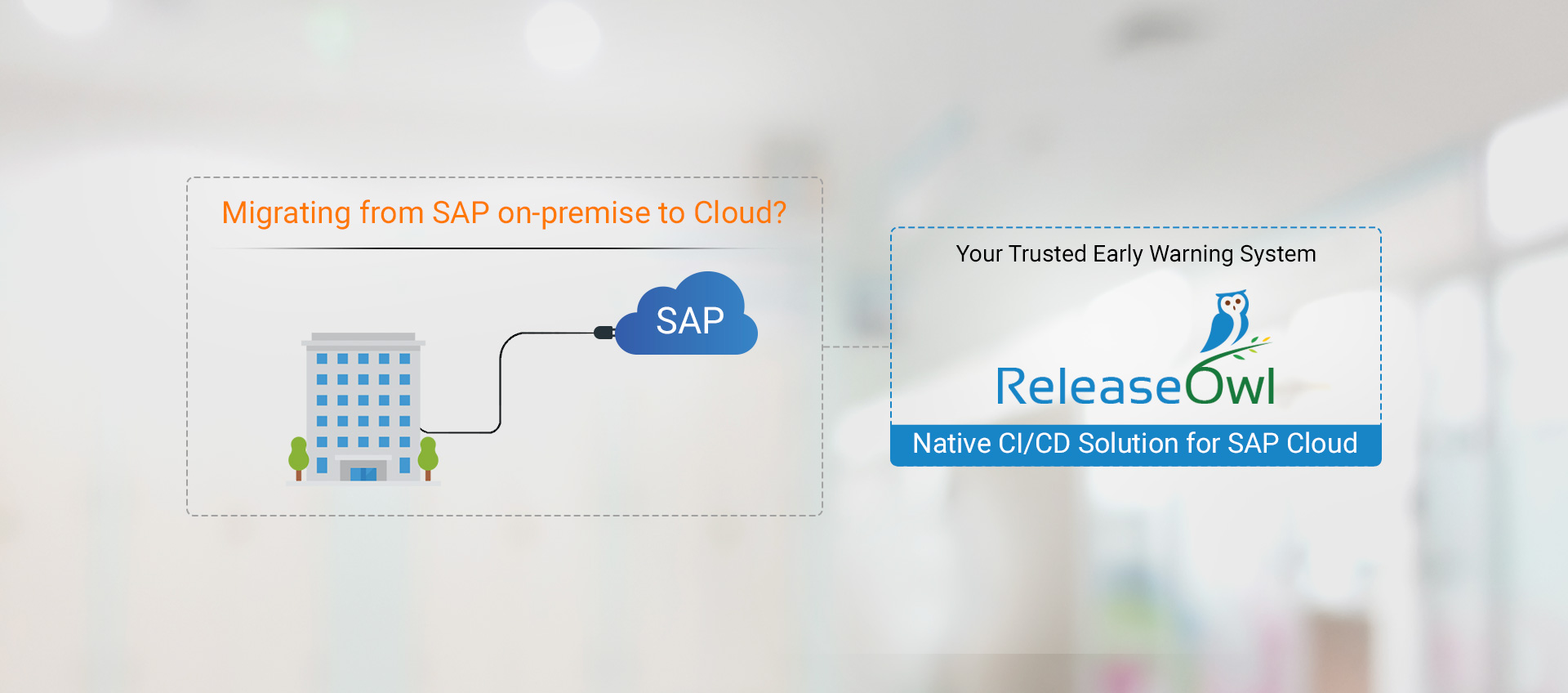 Migrating from SAP on premise to Cloud